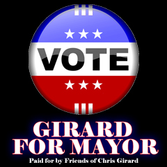 Girard for Mayor