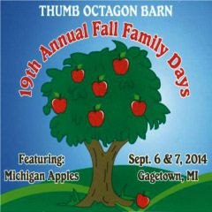 19th Annual Fall Family Days