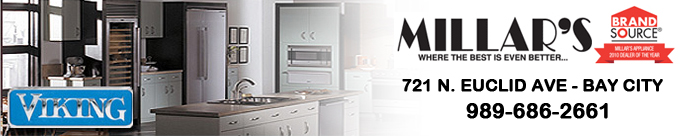 Millar's TV & Appliance