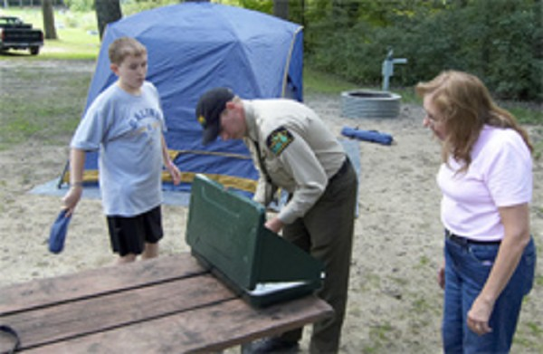 Ohio DNR adds 10 cadets to State Park Ranks - Gr8LakesCamper