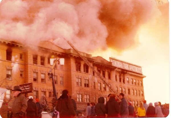1977 : Wenonah Hotel Fire, Bay City