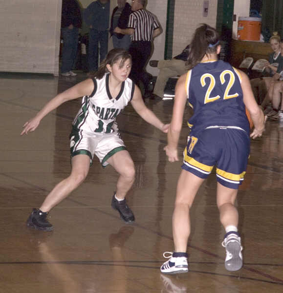 pinconning girls Sensational performances fill up athlete of the week dybas delivered just what the doctor ordered for pinconning's 44-39 girls.