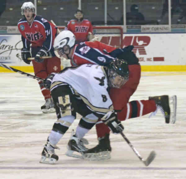 Icehawks season comes to a close for Motor city ice hawks
