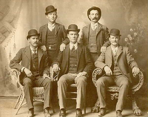 1866 : Robert Leroy Parker Born, Alias Butch Cassidy