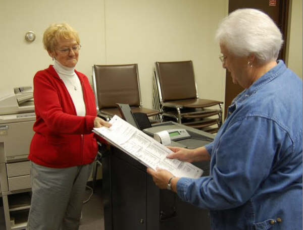 Randolph County Clerk Election Results